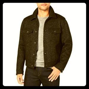 Michael Kors Mens Winter Wool Coat